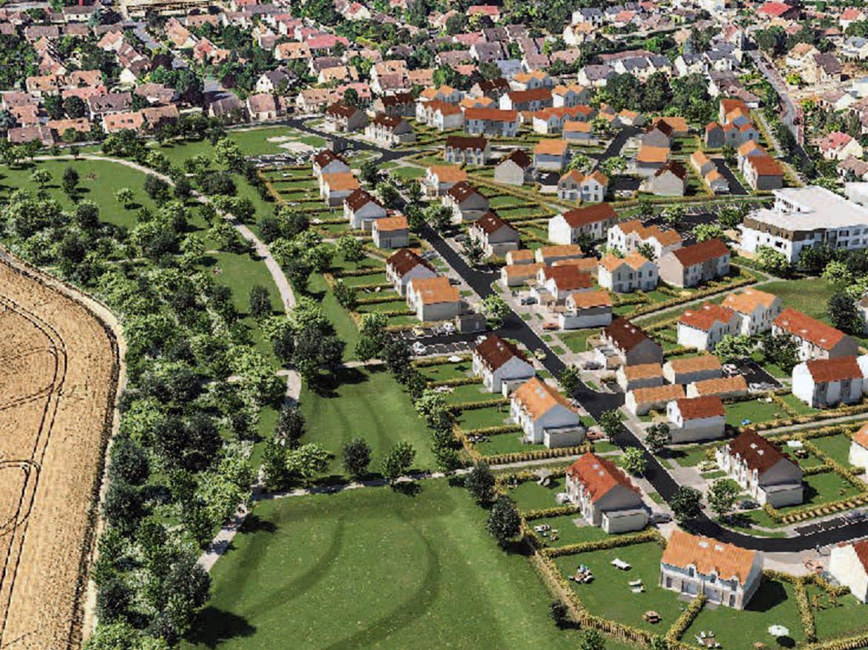 Programme Immobilier Le Parc des Archers SMD Patrimoine à Montlhery